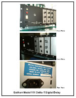 Gotham Model 101 Delta-T Digital Delay